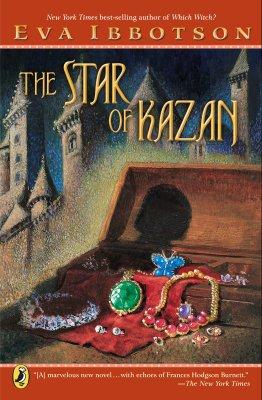 The Star of Kazan By Ibbotson, Eva/ Hawkes, Kevin (ILT)